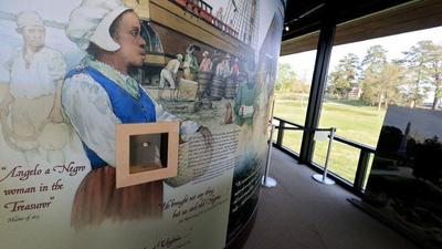 New Jamestown exhibition looks at tobacco boom and impact on Native Americans, slavery