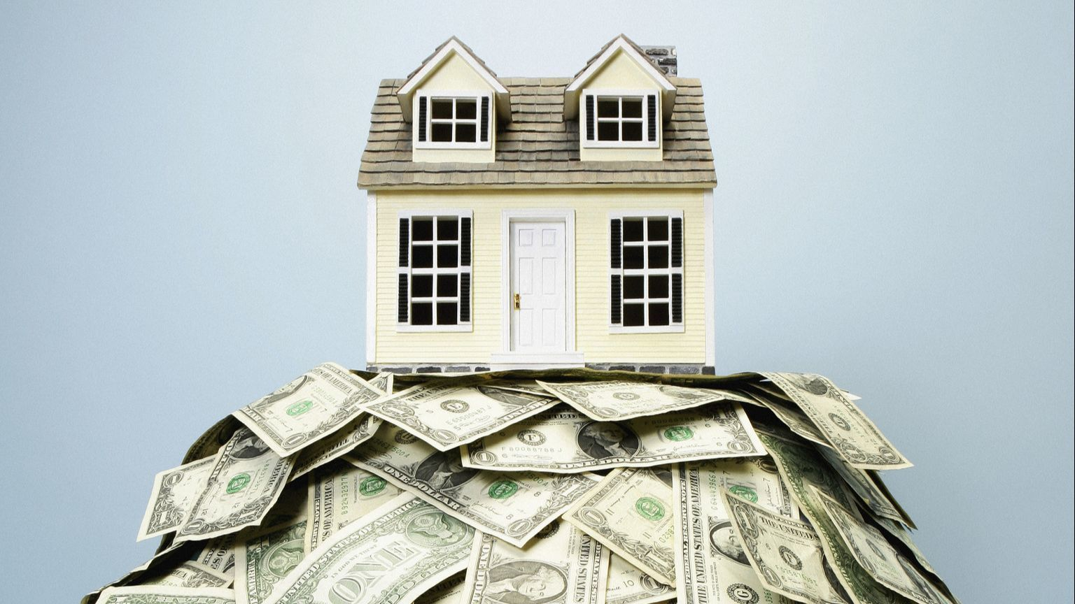 More Americans are choosing not to tap into their home equity