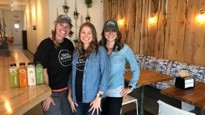 Food notes: Healthy juices in a comfortable setting in Williamsburg