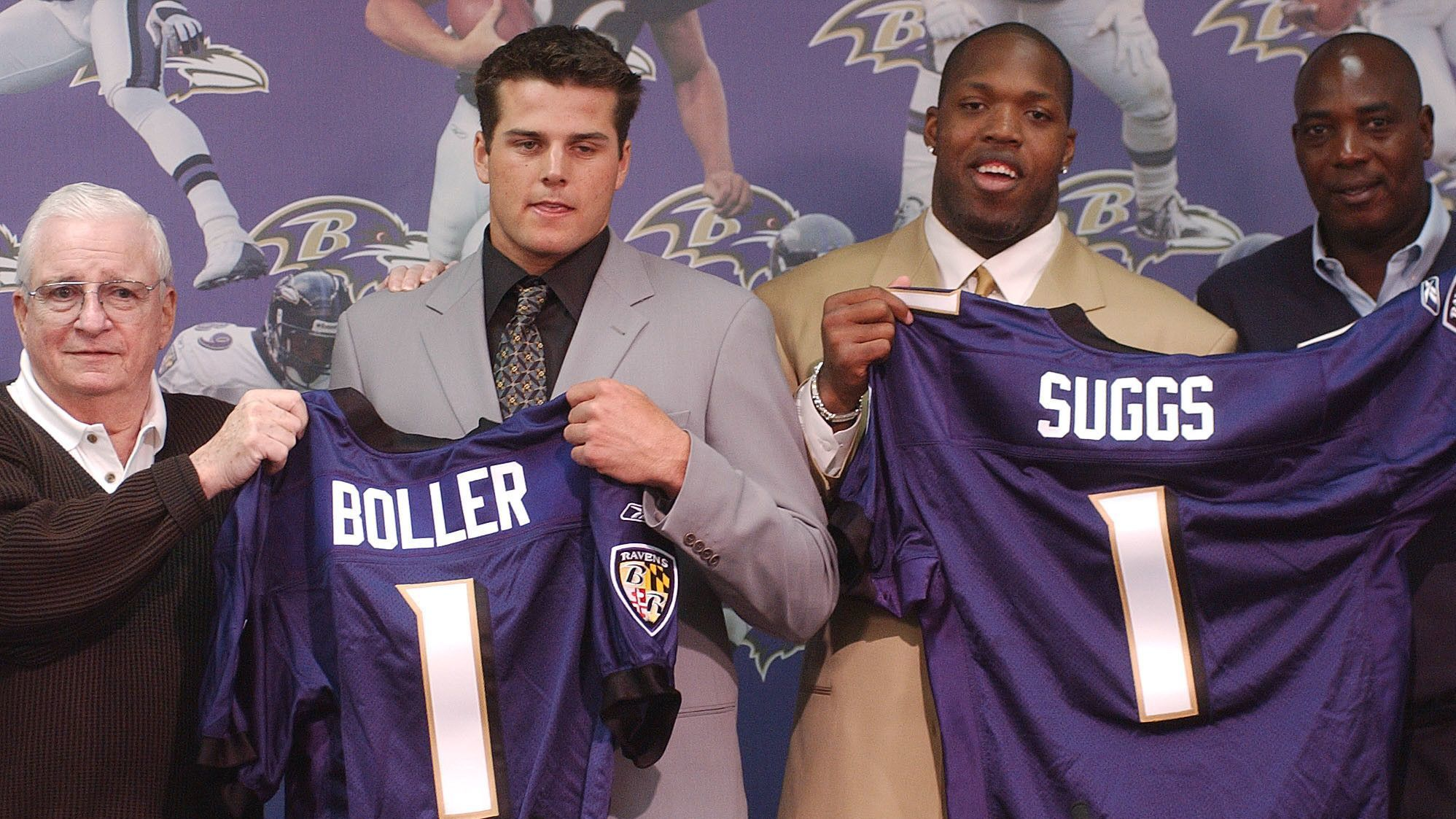 This week in Baltimore sports history (April 21-27): Ravens select Terrell Suggs in 2003 NFL draft