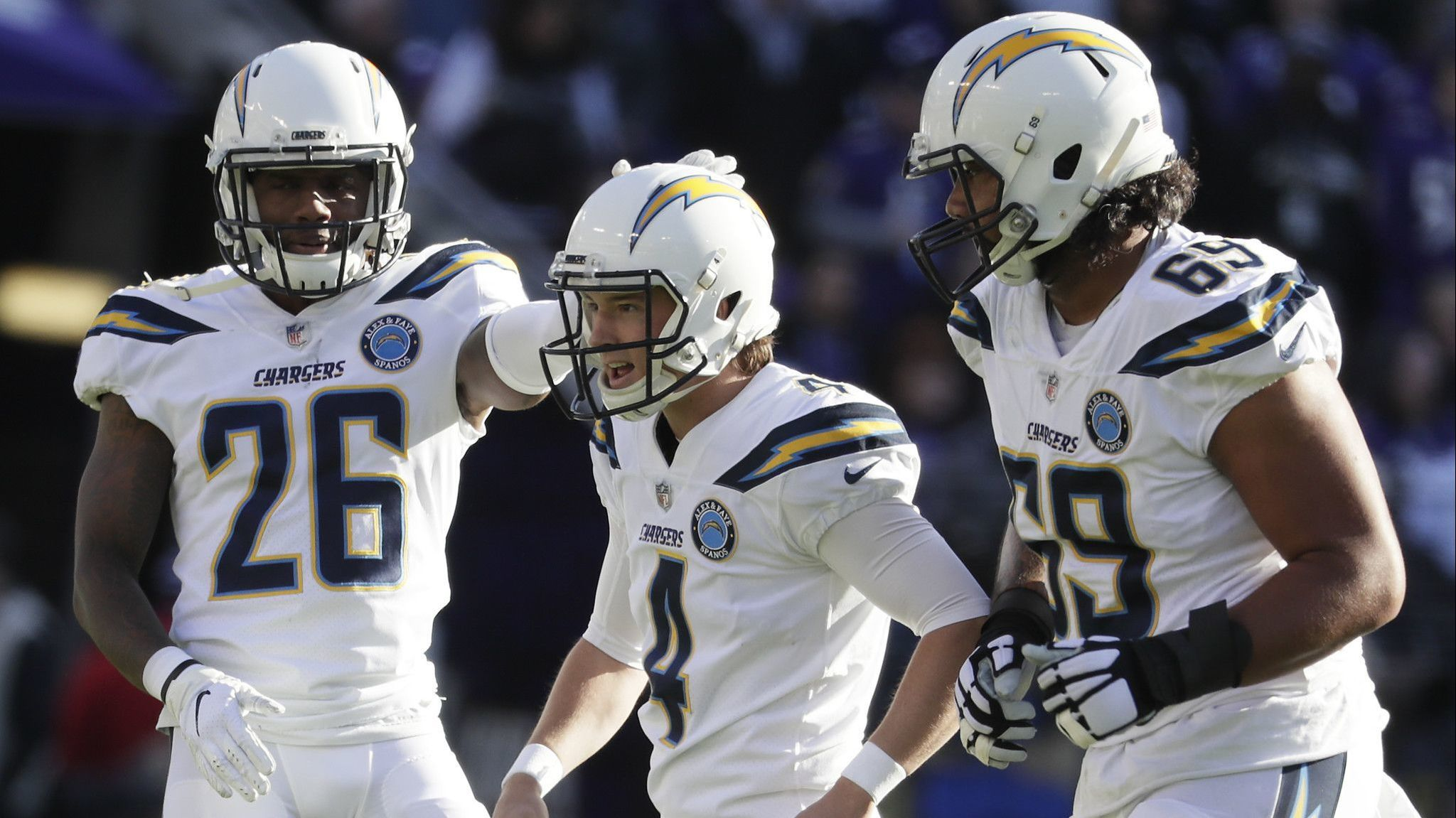 Chargers draft analysis: Michael Badgley brings stability to kicking game