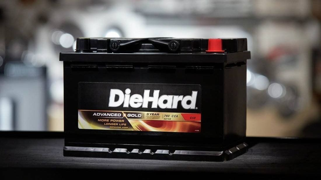 Sears hoping DieHard can power sales of everything from garden tools to camping gear
