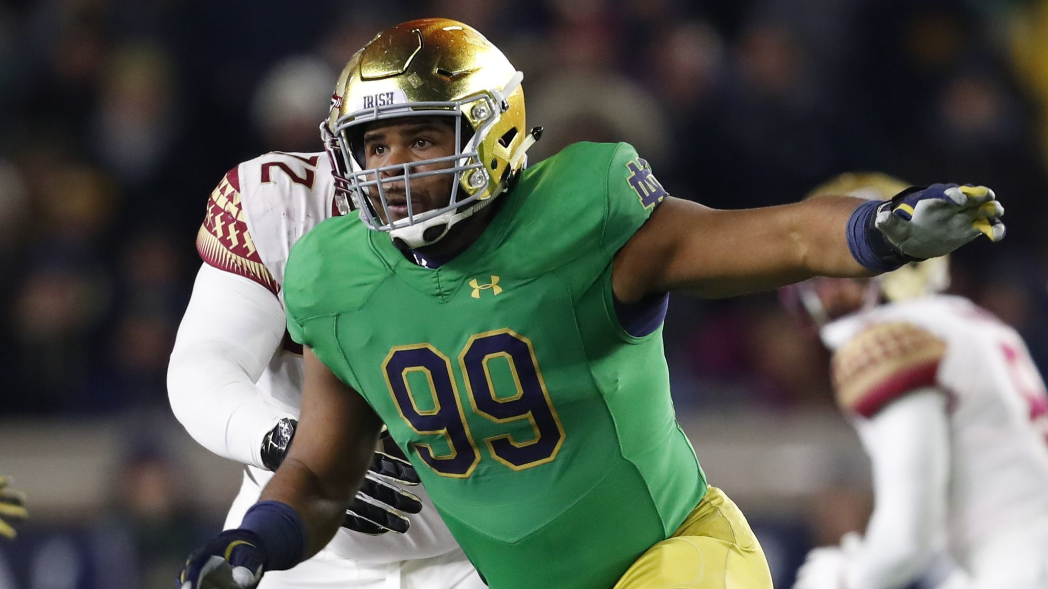 2019 NFL draft: Which local prospects — from Illinois colleges and high schools as well as Notre Dame — will hear their names called?