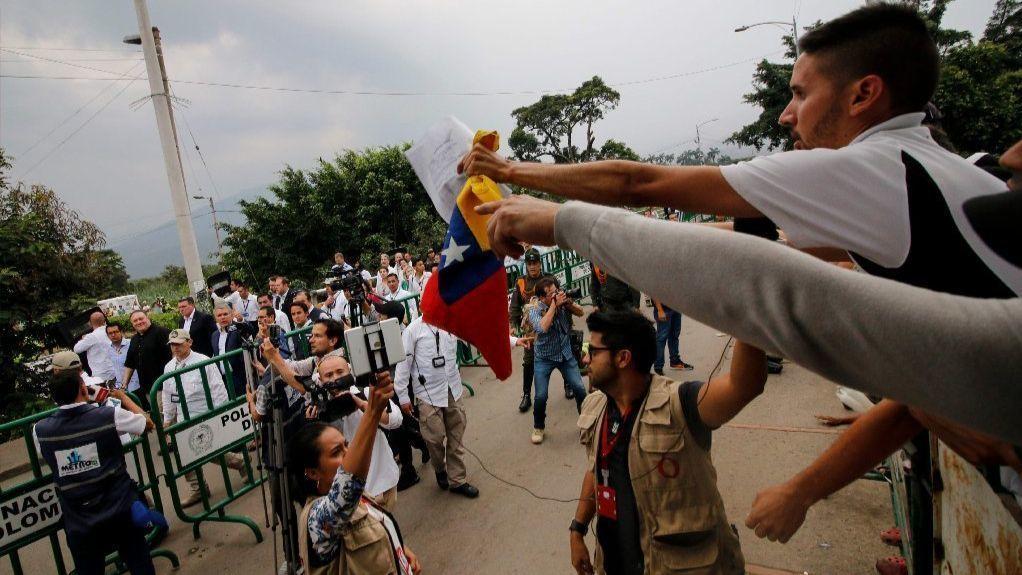 Florida's U.S. senators rattle sabers over military intervention in Venezuela