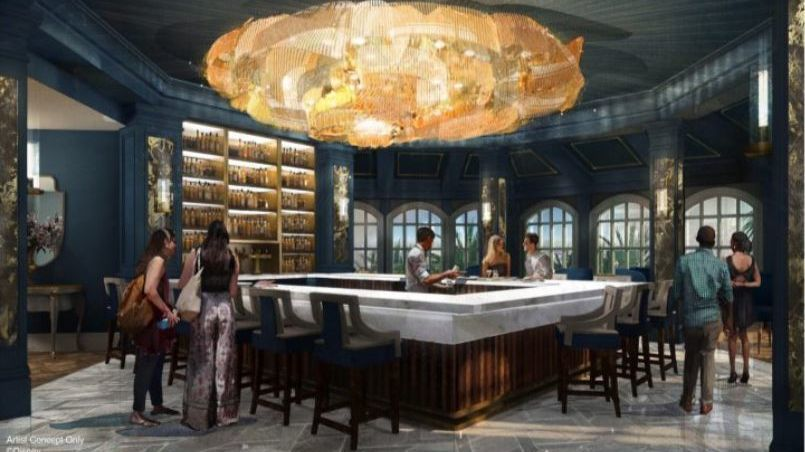 Disney: 'Beauty and the Beast' bar coming to Grand Floridian