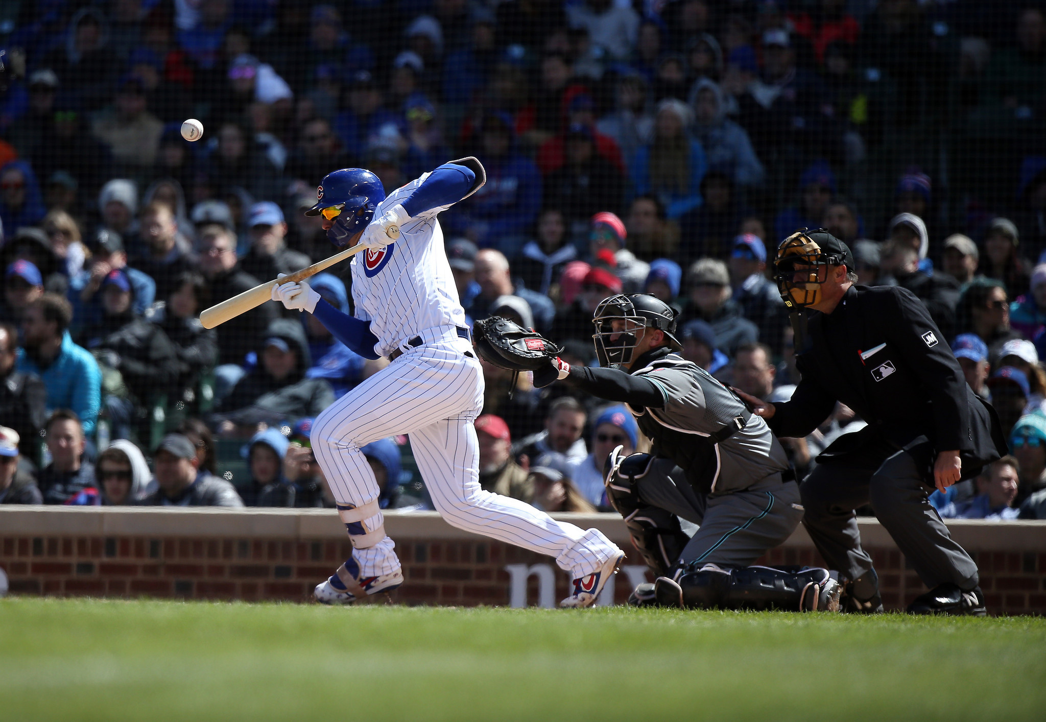 Will walk-happy Yu Darvish get things under control? Cubs manager Joe Maddon isn't concerned