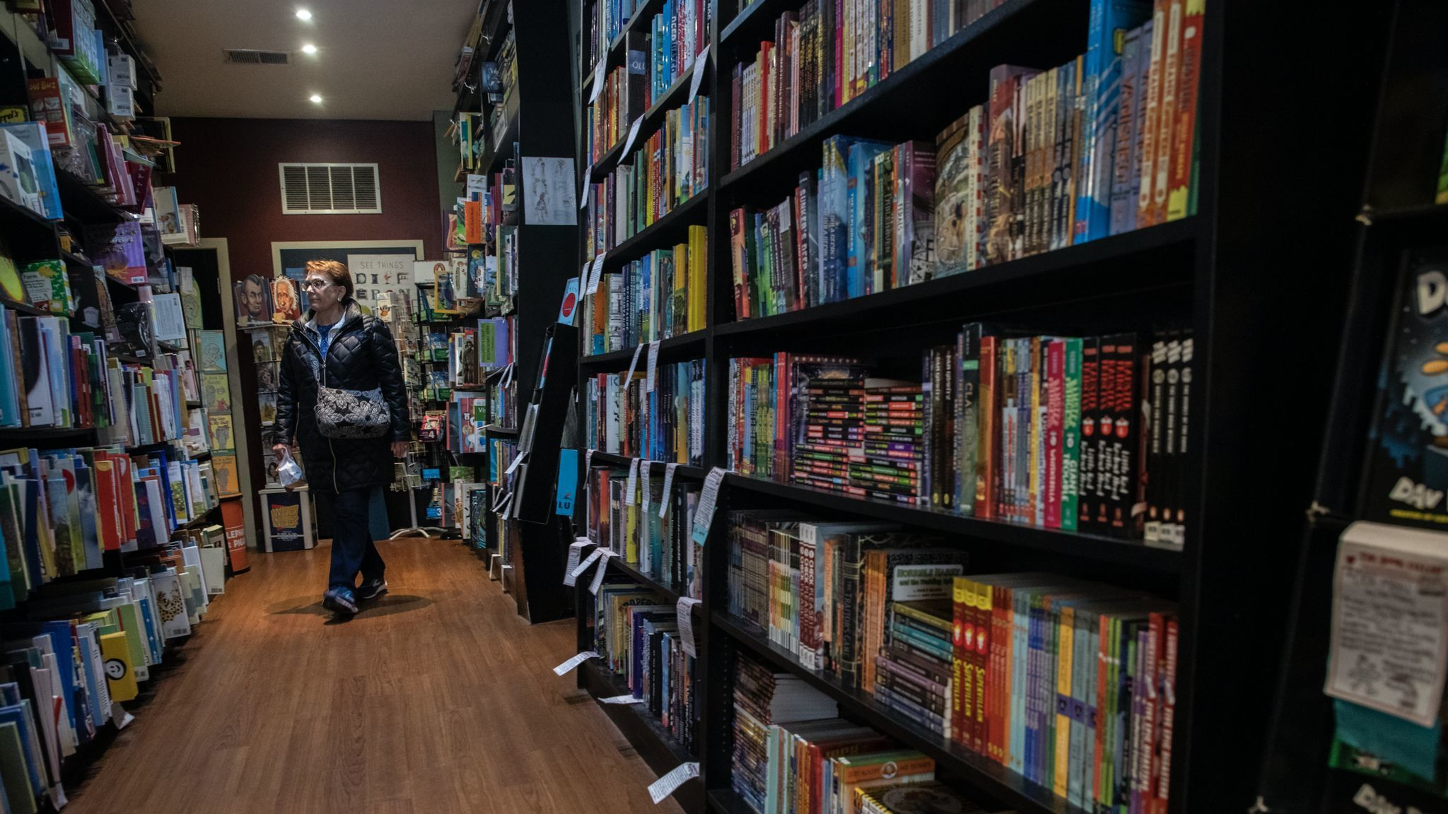 Sure, you could buy that book online for $15. But here's what that book really costs us.
