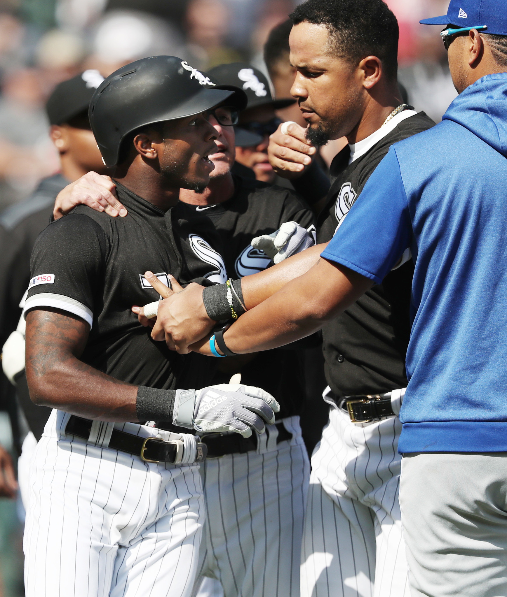 Weather forces postponement of White Sox-Tigers game, delaying Tim Anderson's return