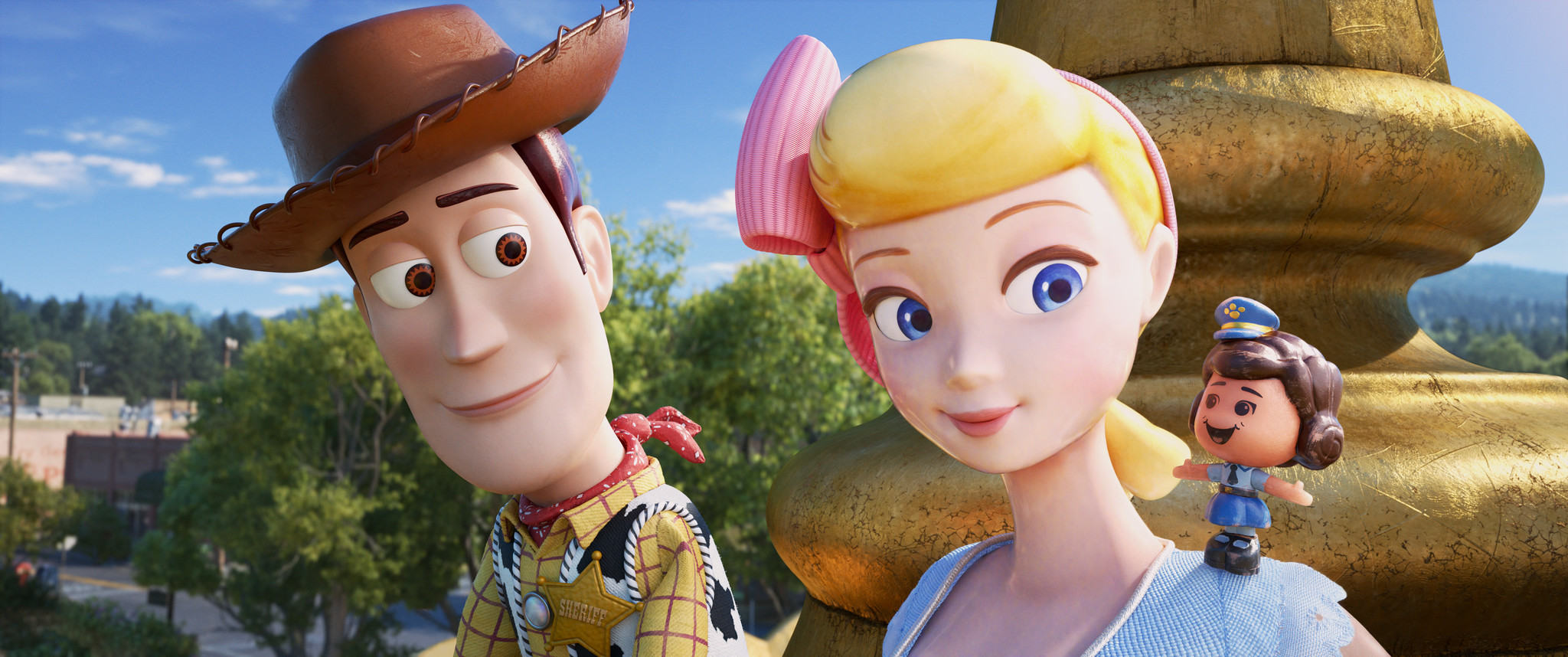 'Toy Story 4' finds the lost and toughened-up Bo Peep, plus a flock of new characters