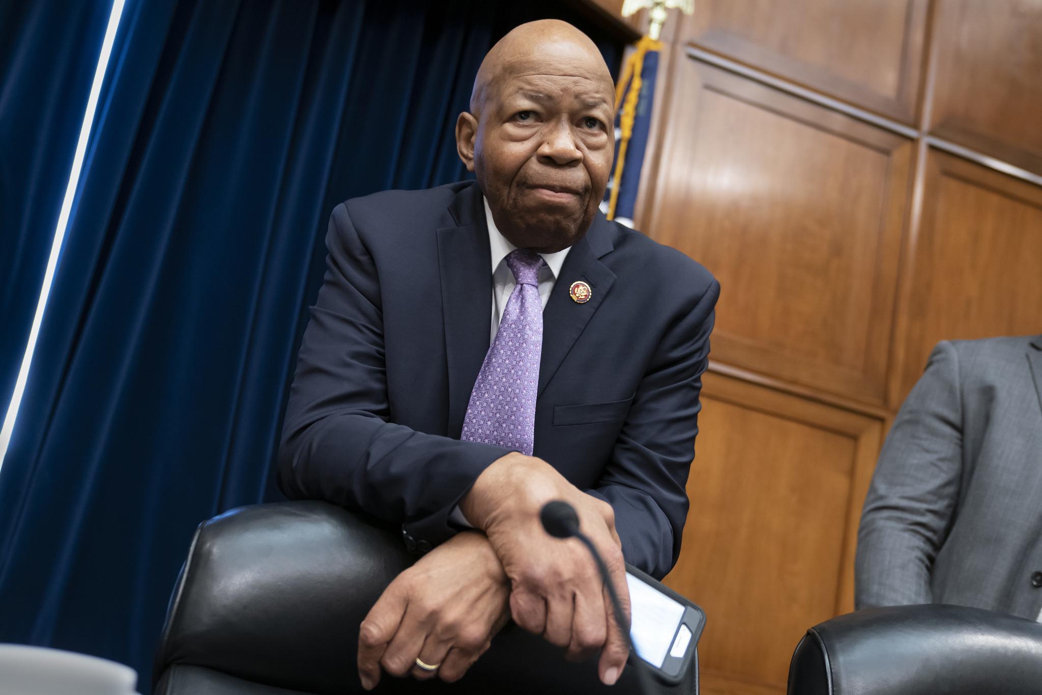 Trump, business organization sue Democratic House chairman to block subpoena that seeks financial records