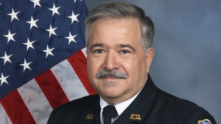 Deputy Chief Jim Fitzgerald who has 40 years of service with Orange County Fire/Rescue will lead the department June 1..