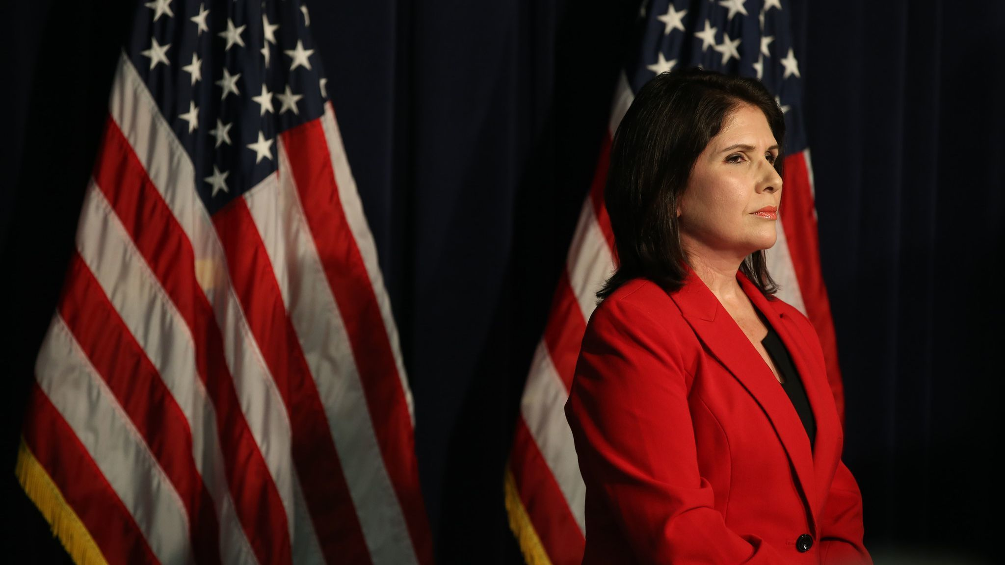 Former Lt. Gov. Evelyn Sanguinetti seeking GOP nomination to run against U.S. Rep. Sean Casten