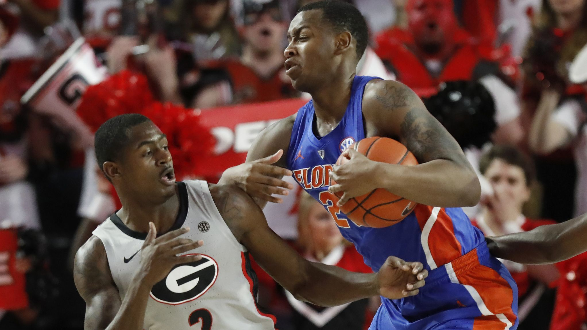 Former UF forward Keith Stone transferring to Miami