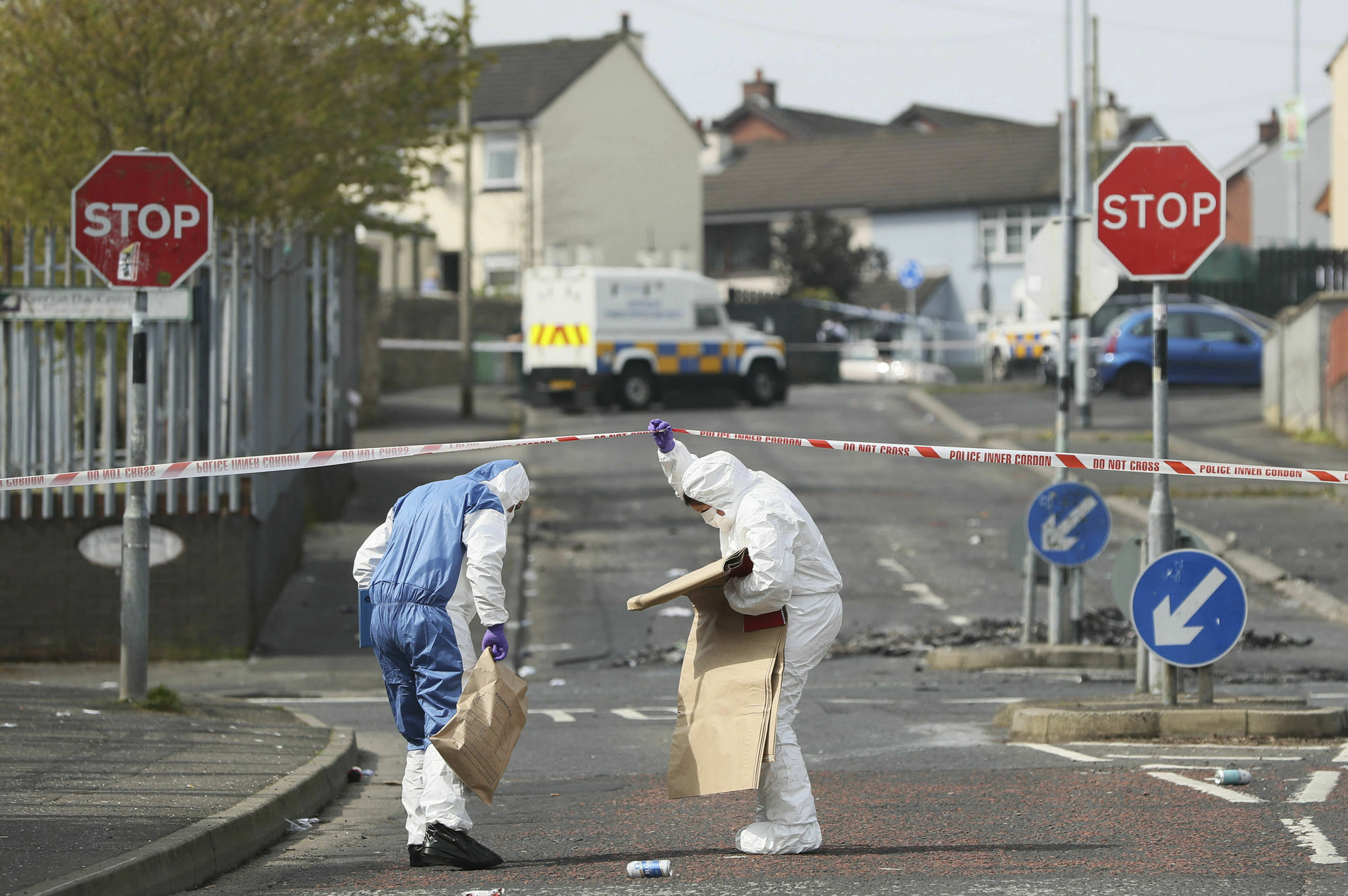Here's what we know about the riots in Northern Ireland