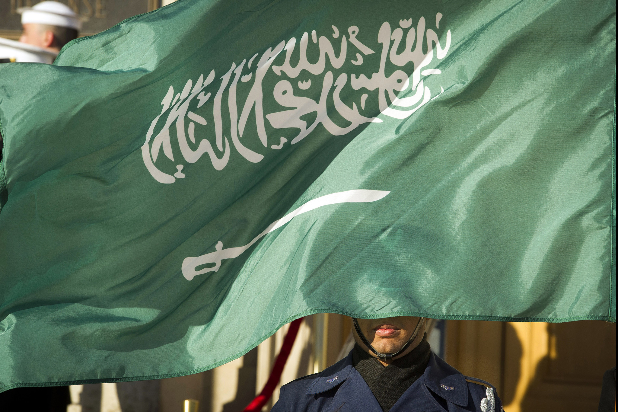Saudi Arabia beheads 37, mostly Shiites, for terrorism crimes; places body and severed head on pike
