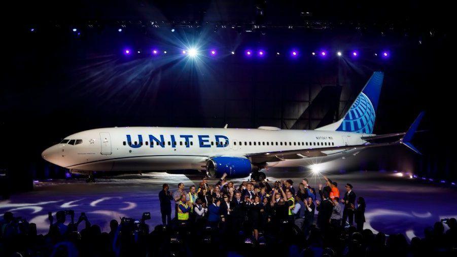Resultado de imagen para United Airlines new look