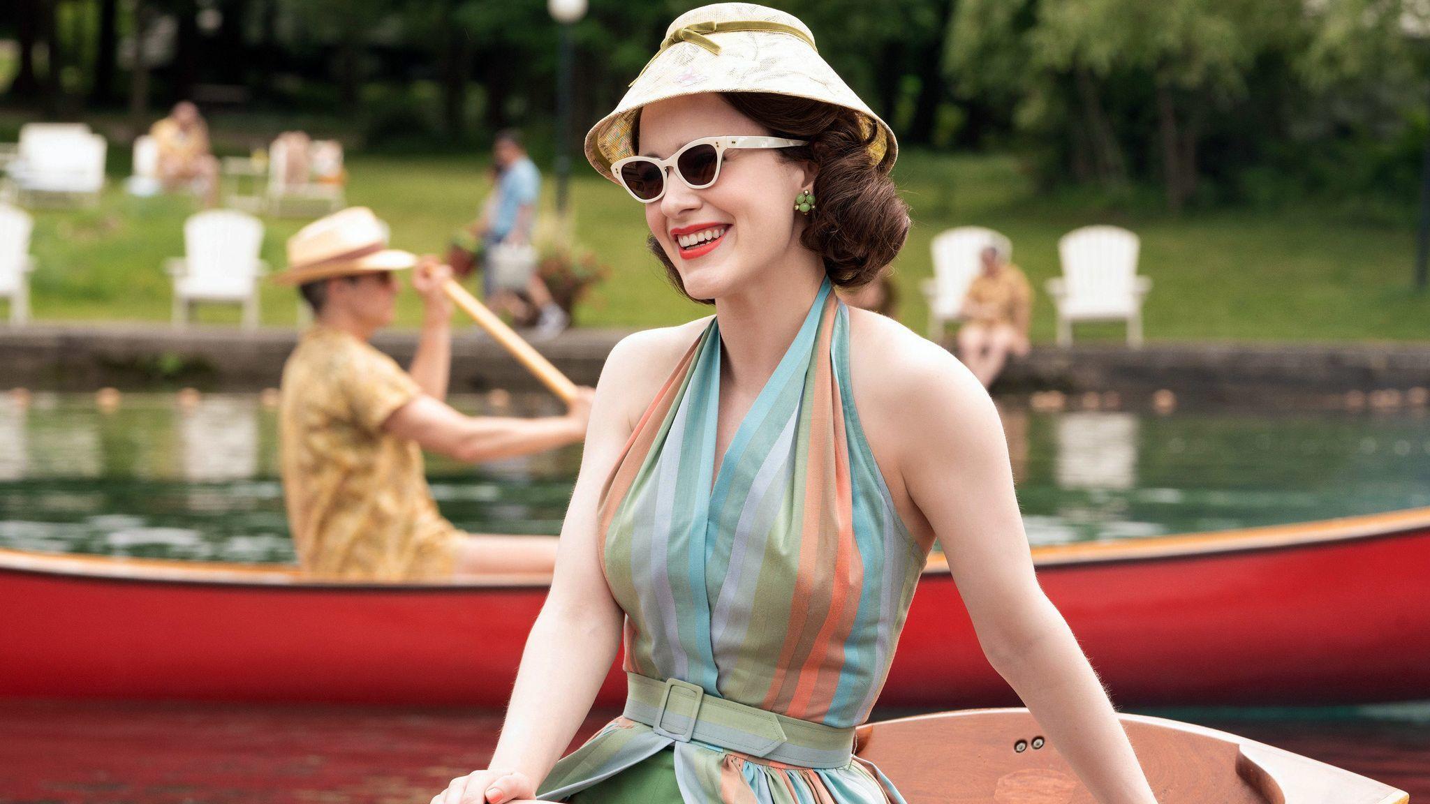 No joke: Amazon series 'The Marvelous Mrs. Maisel' heading to Miami