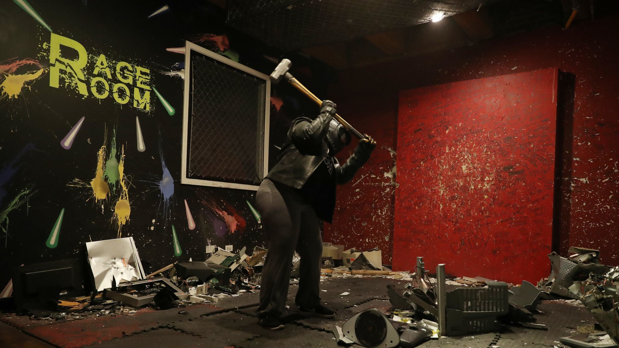 Rage rooms needed for Illinois' beleaguered politicians: Kim Foxx, Ed Burke and J.B Pritzker