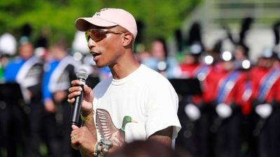 Here's what you need to know about Pharrell's Something in the Water festival