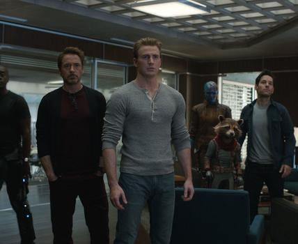 'Avengers: Endgame' sets box office record in China, leading massive global launch
