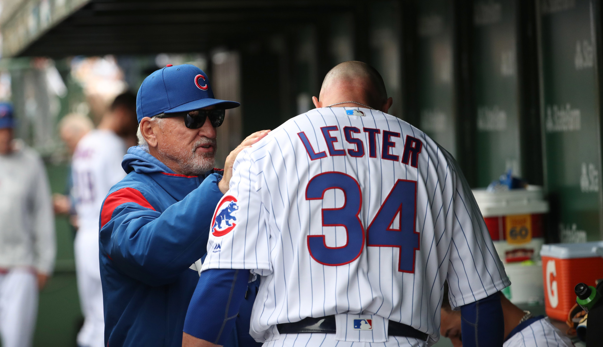 After the Cubs staff turns it around, Theo Epstein praises his pitchers' resiliency