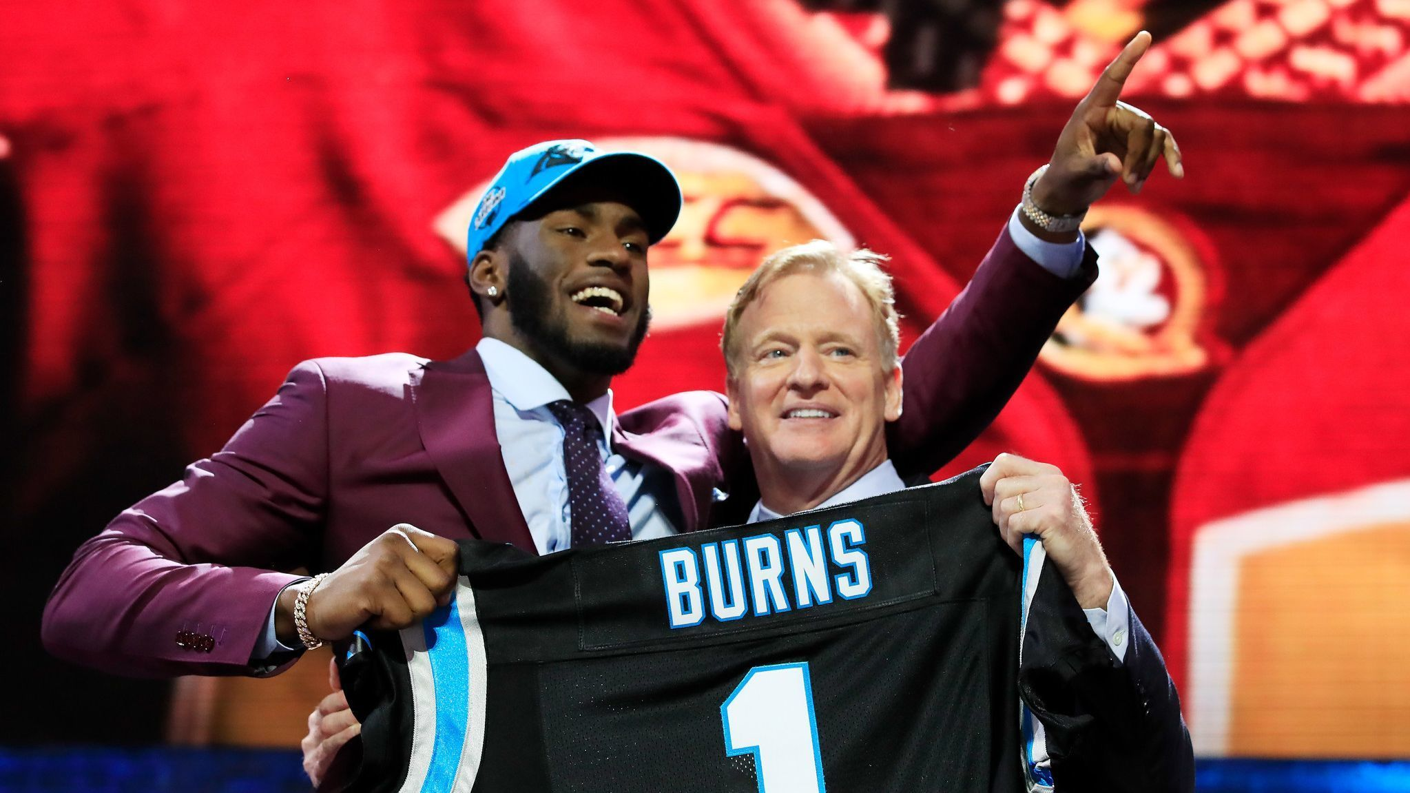 FSU standout Brian Burns selected in first round of NFL Draft by Carolina Panthers