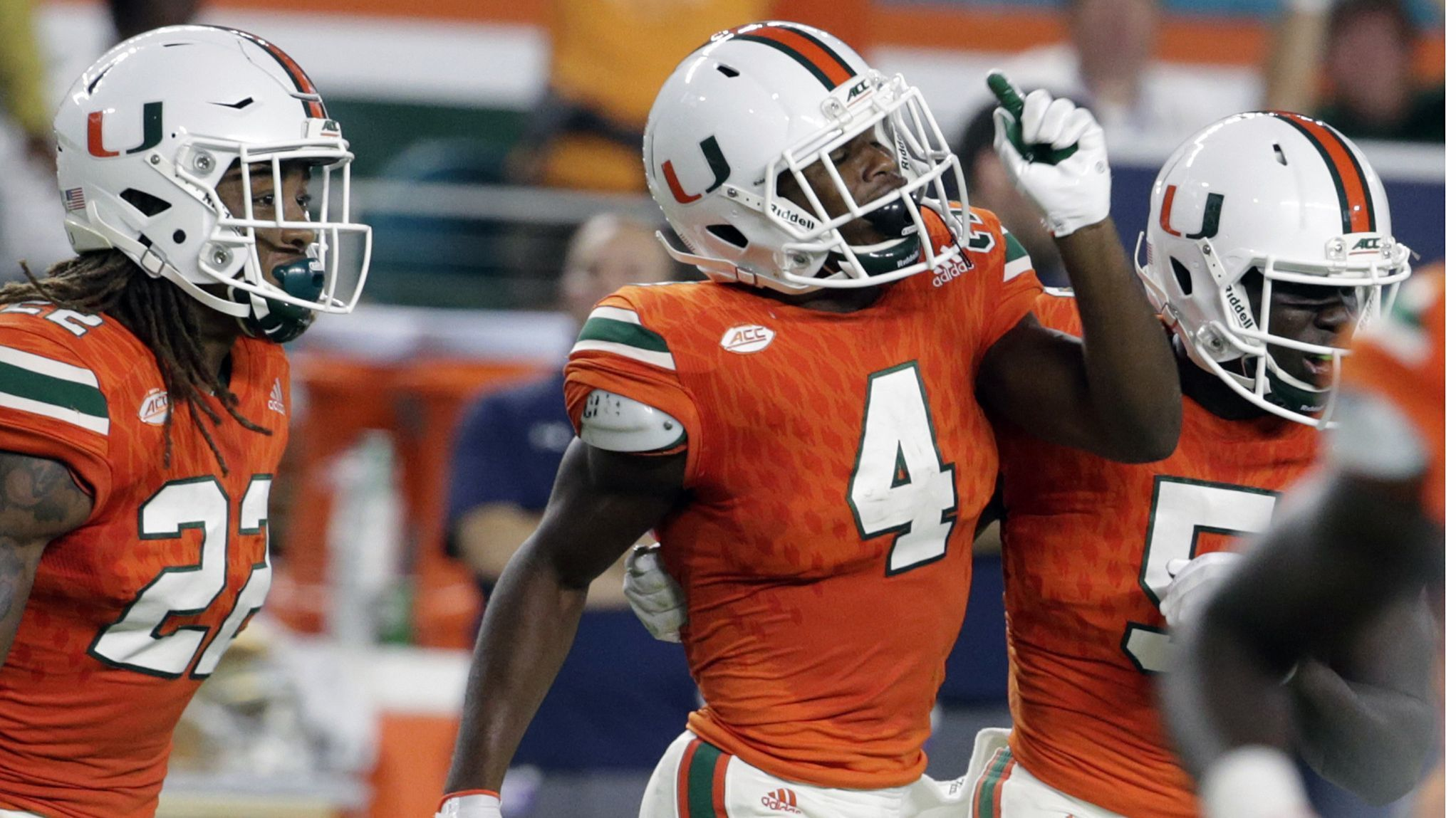 UM's Jaquan Johnson becomes third Hurricanes defensive back taken in 2019 NFL draft