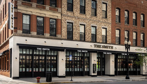 The Smith, 400 N. Clark St. in River North.