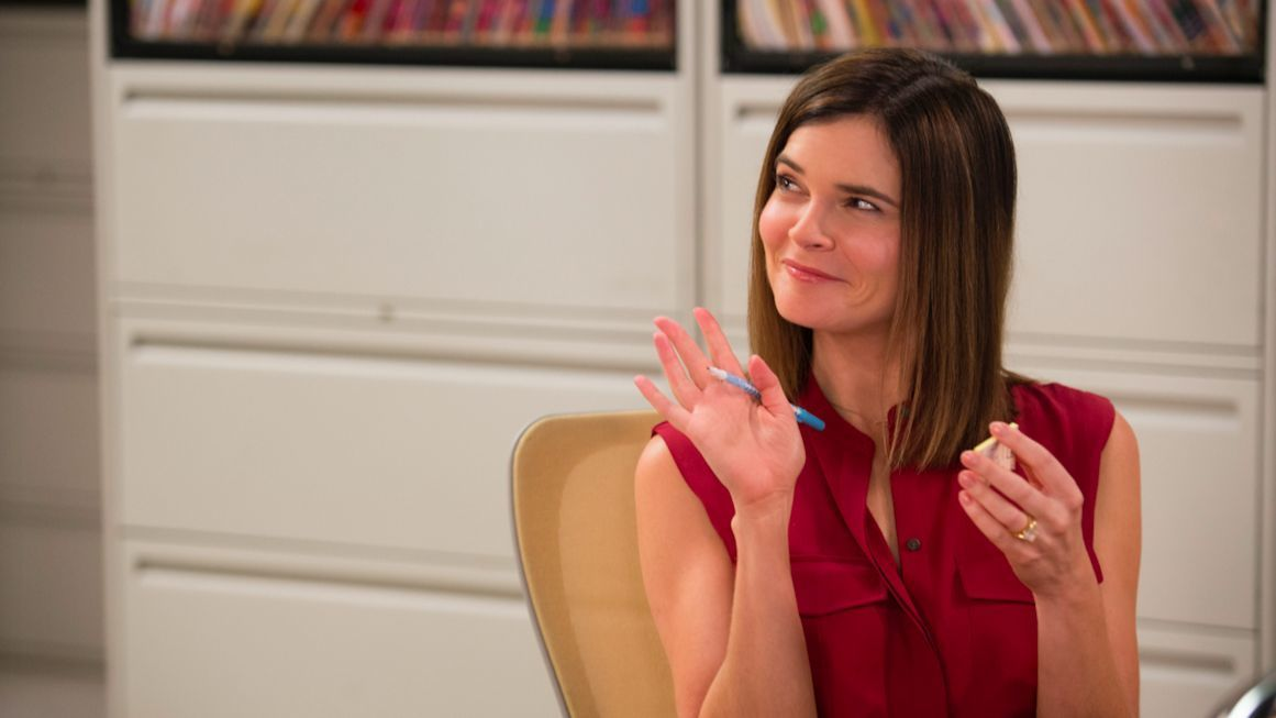 My worst moment: 'Life in Pieces' and 'Breaking Bad' star Betsy Brandt and feeling starstruck with Sting