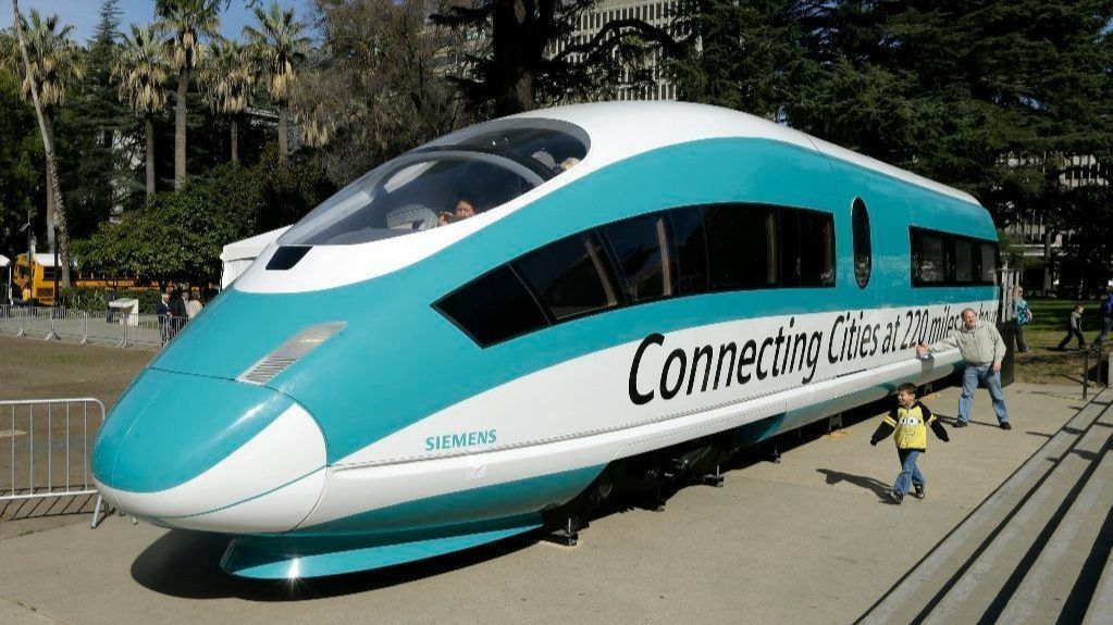 Build high-speed rail in Southern California, not the Central Valley