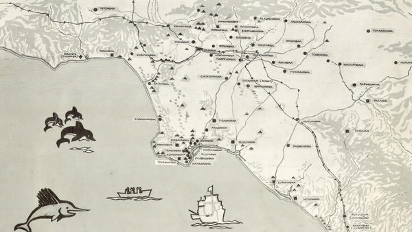 Mapping the Tongva villages of L.A.'s past