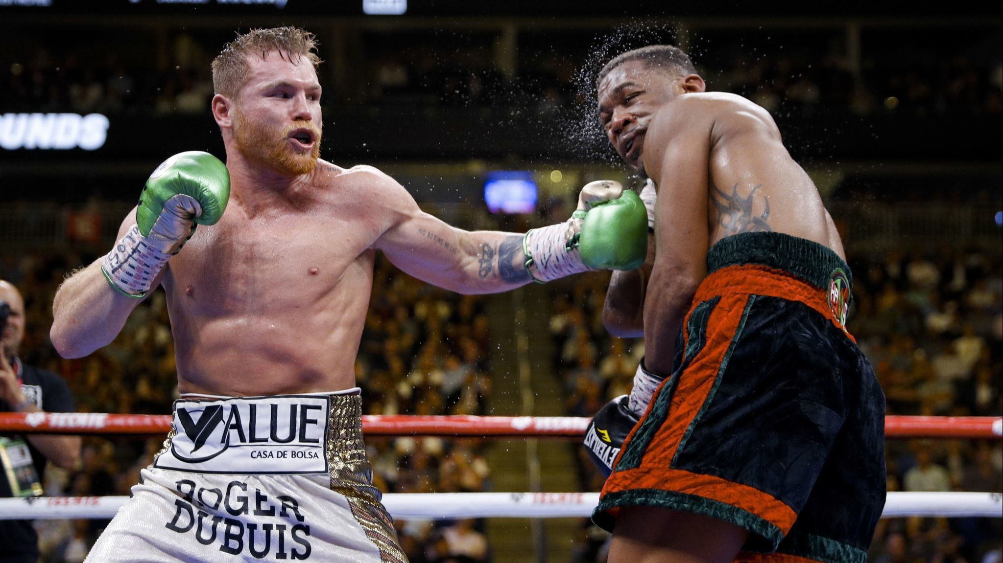 Canelo Alvarez wants to 'fight for a title' — and maybe make Gennady Golovkin squirm
