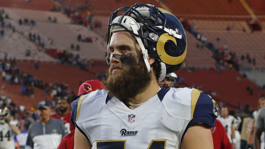 Rams re-sign linebacker Bryce Hager to a one-year contract