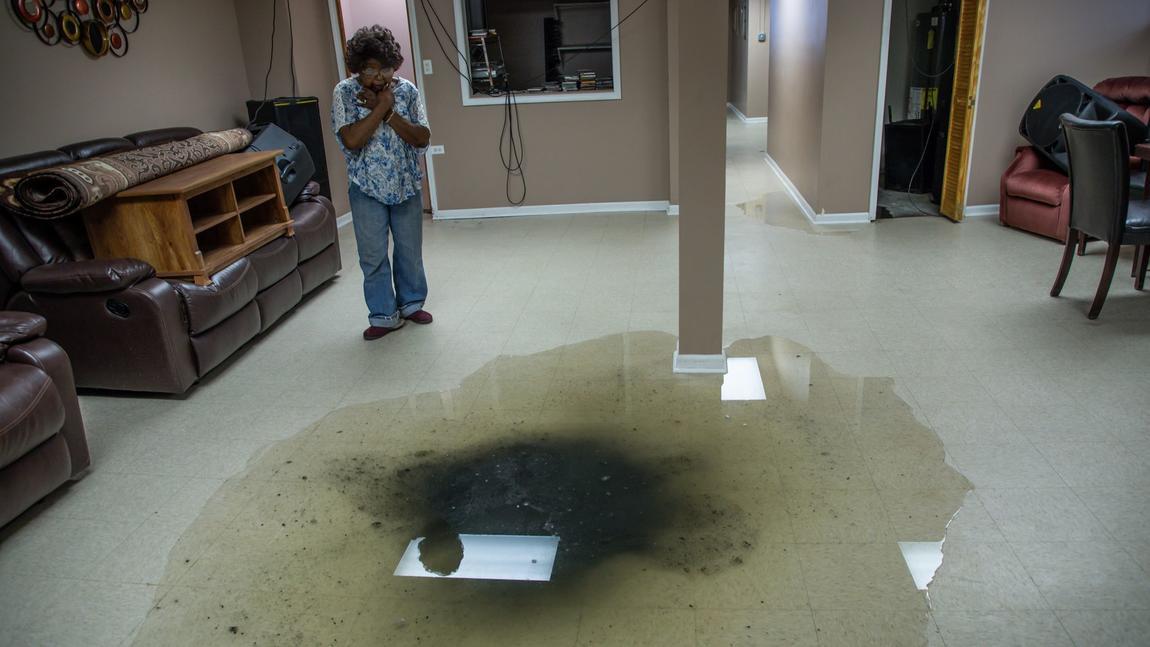 Chicago Flooding Worse Than Hurricane Areas