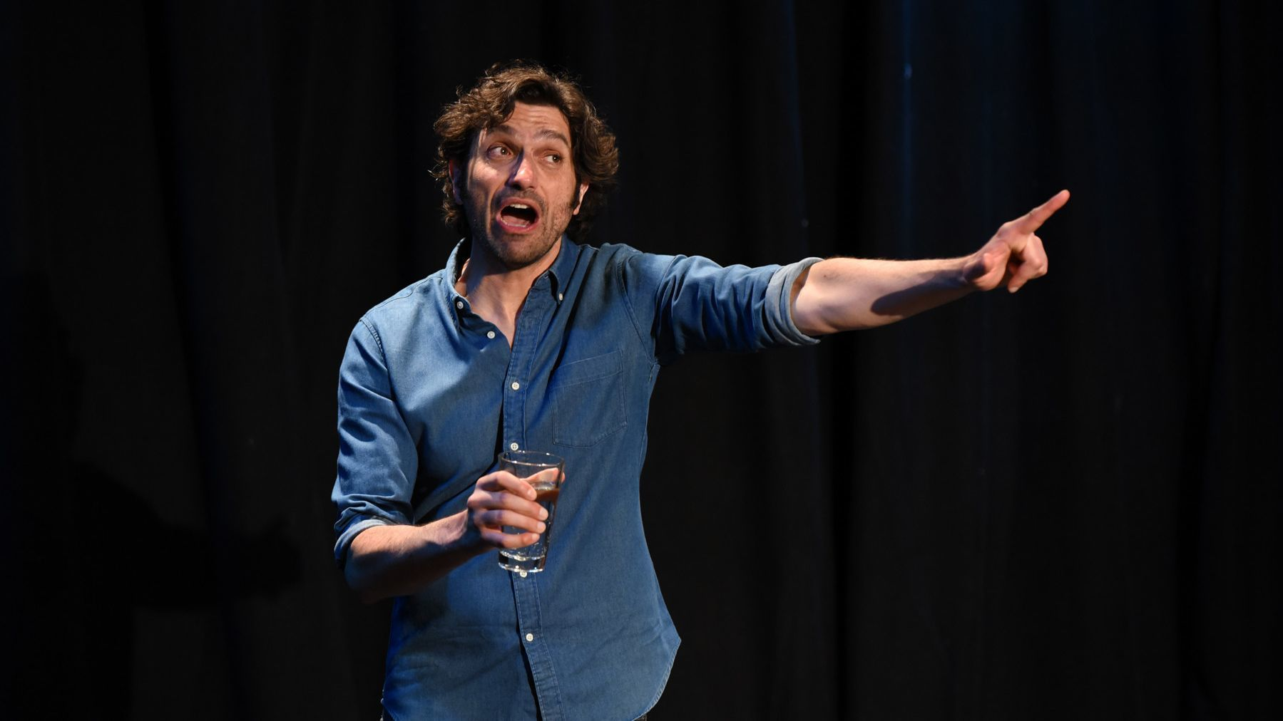 'Mushroom Cure' at the Greenhouse: Laughs and pain in solo show about trying to treat his OCD with psychedelics