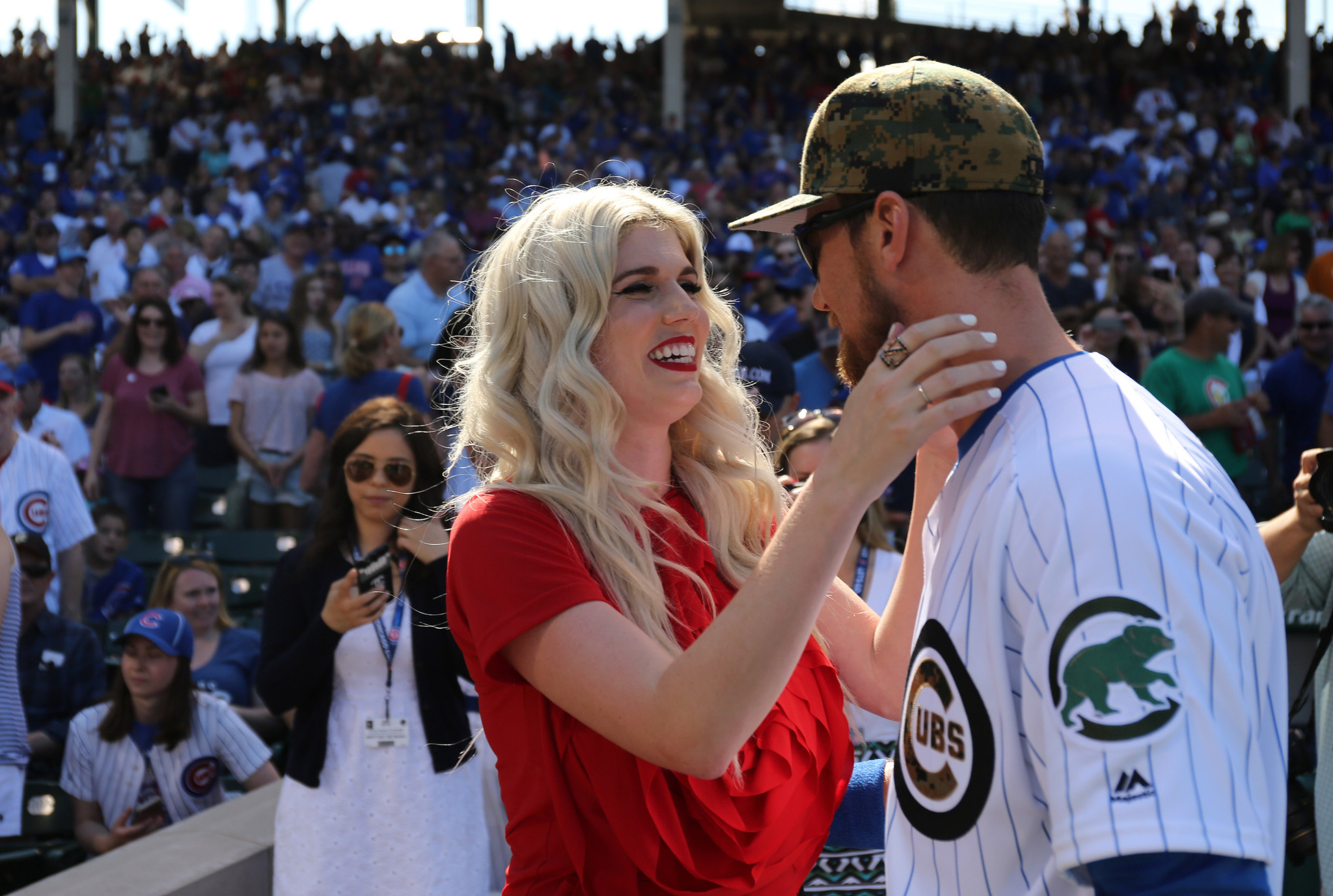'I am still here': Julianna Zobrist thanks supporters on Instagram for 'honoring the most intimate spaces of our pain'