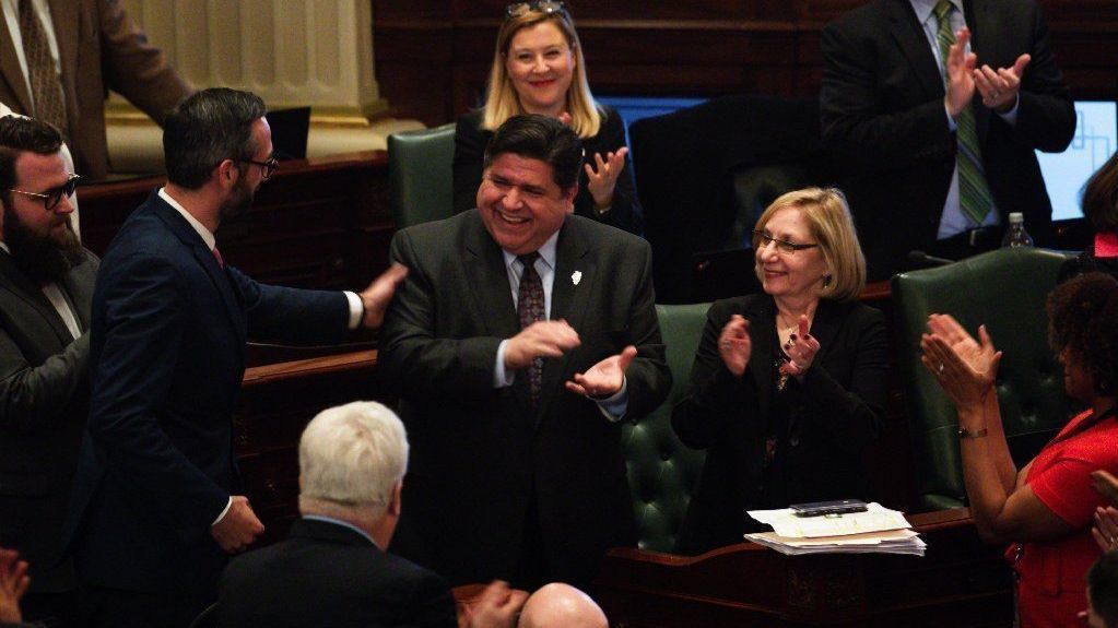 The Spin: Pritzker's slow start? | Lightfoot's crime plan | Curtains for 'Hamilton'