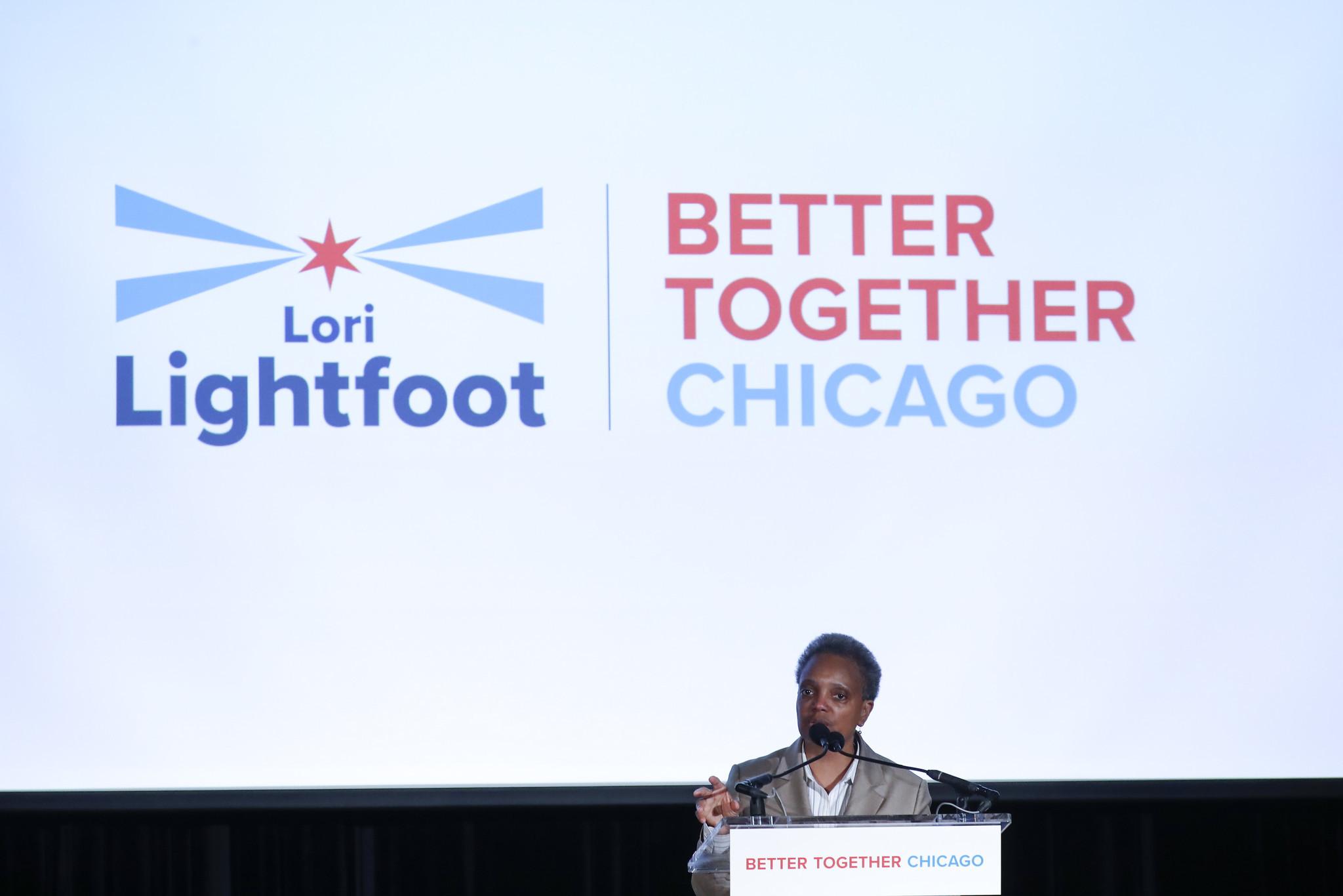 Lori Lightfoot's top 4 priorities as Chicago's new mayor