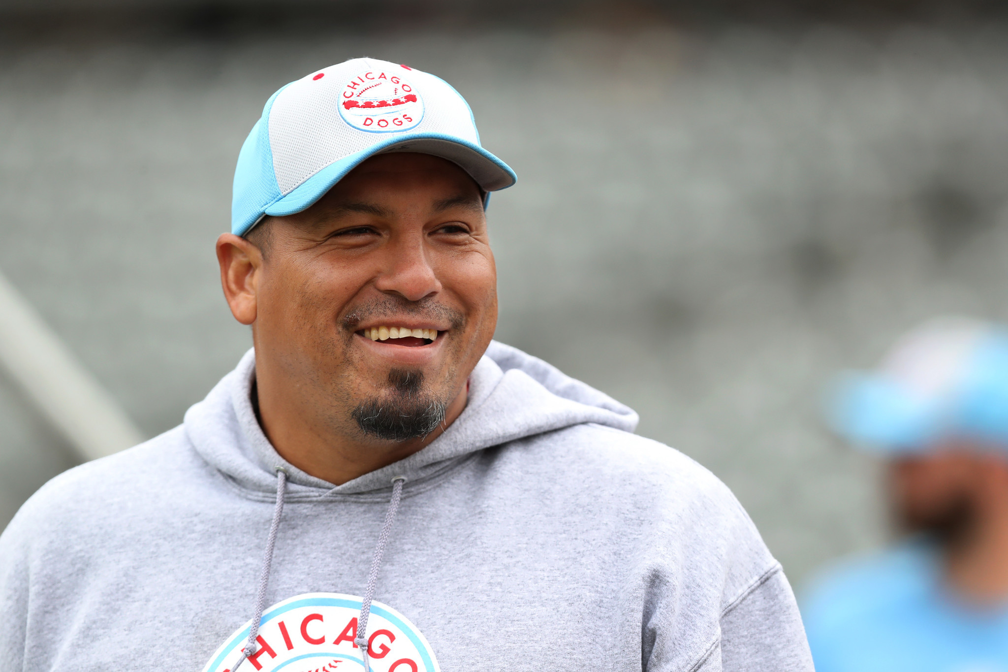 Carlos Zambrano's comeback with the Chicago Dogs: No runs, 1 hit (as a pitcher and as a hitter) and lots of rain