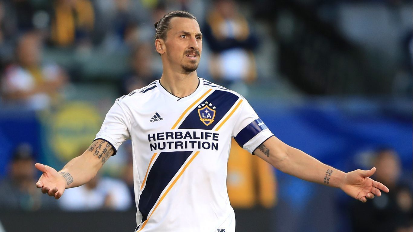 Zlatan Ibrahimovic's suspension compromises Galaxy's scoring efforts