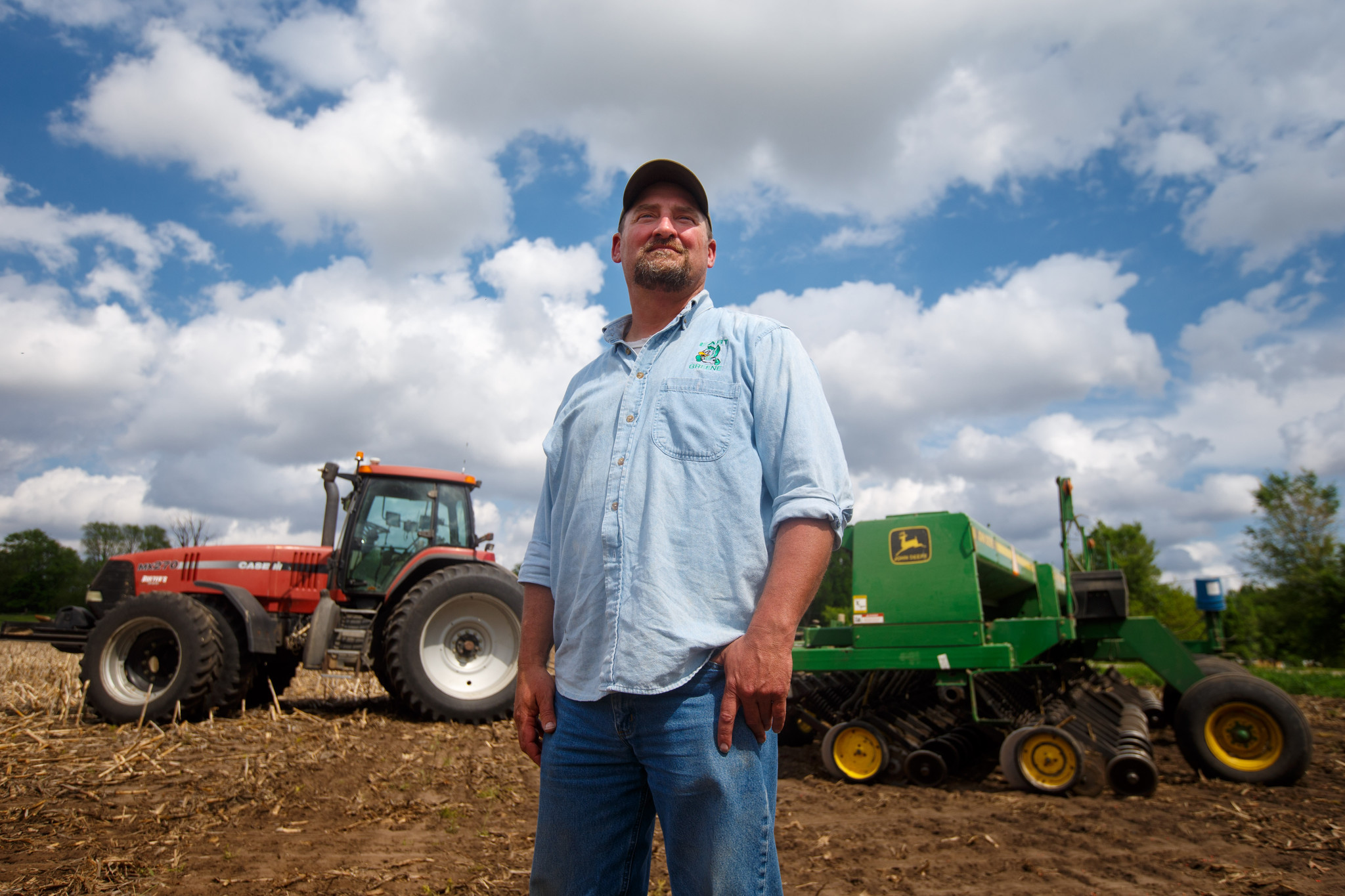 As U.S.-China trade war continues, there's little indication Trump is paying a political price with Midwest farmers