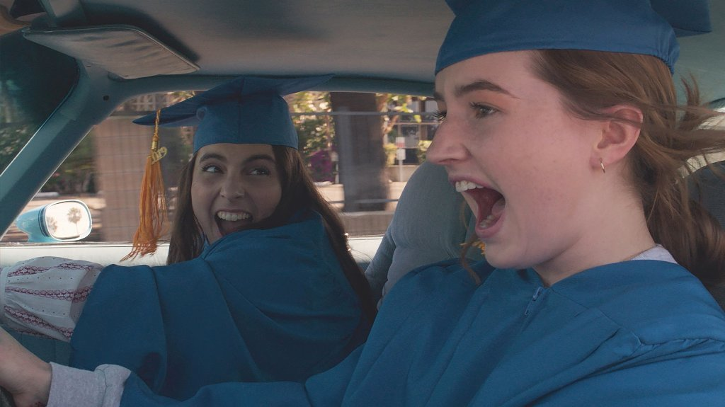 'Booksmart' review: Cutting loose with the smartest kids in class