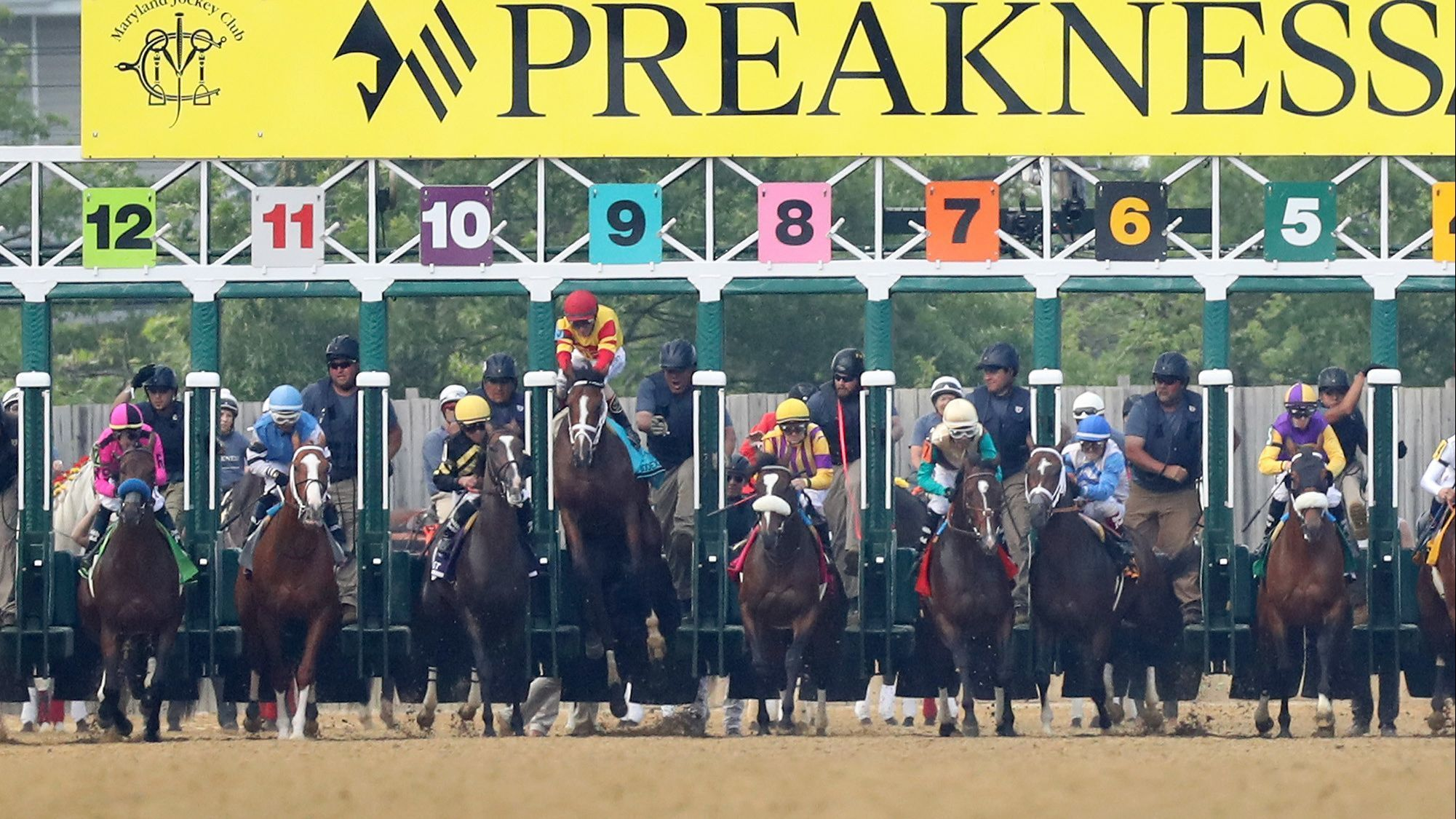 Preakness TV audience down about 10 percent year to year in Baltimore — and twice that nationally