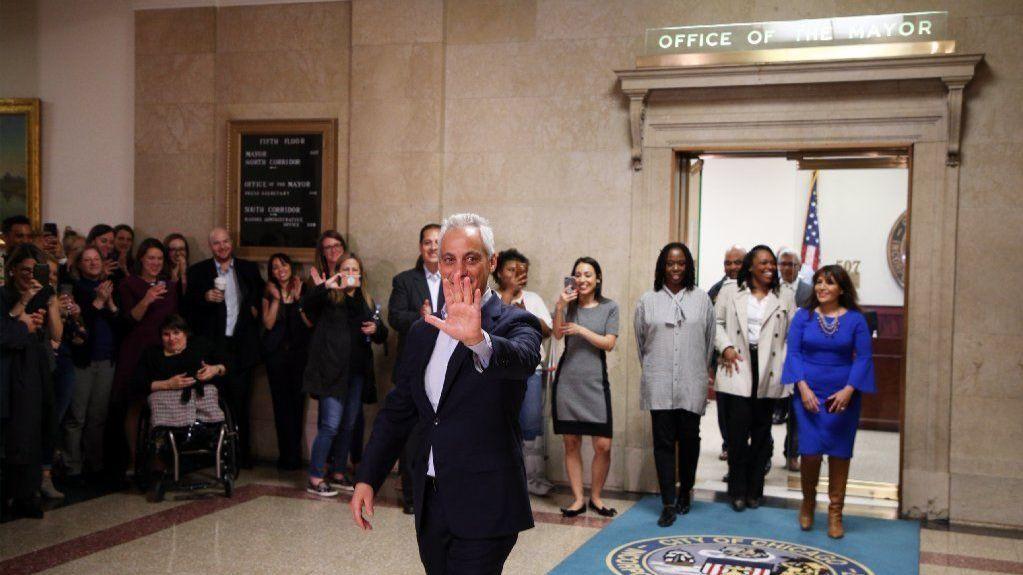 Former Chicago Mayor Rahm Emanuel has a new gig: journalist