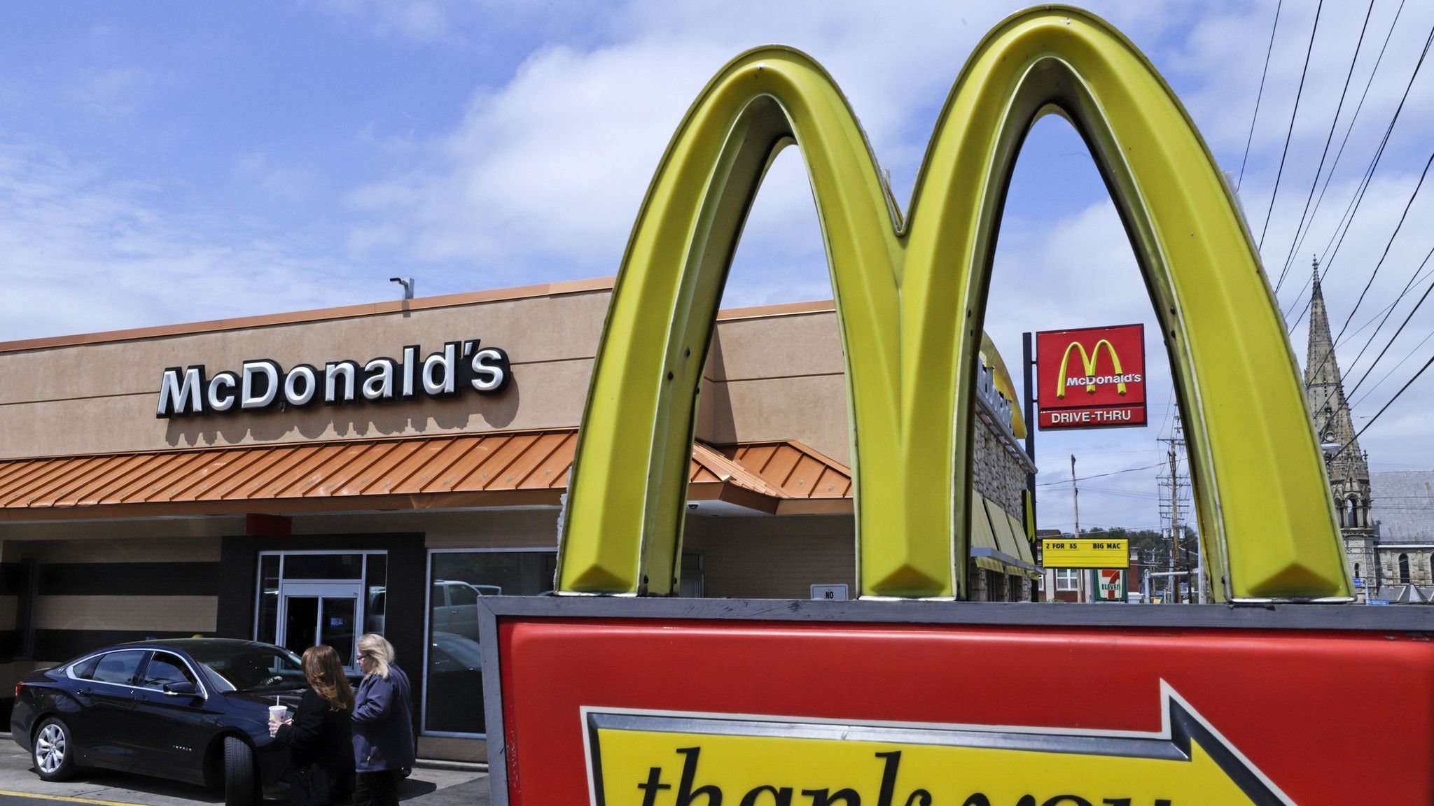 McDonald's rolls out training, hotline as sexual harassment complaints mount