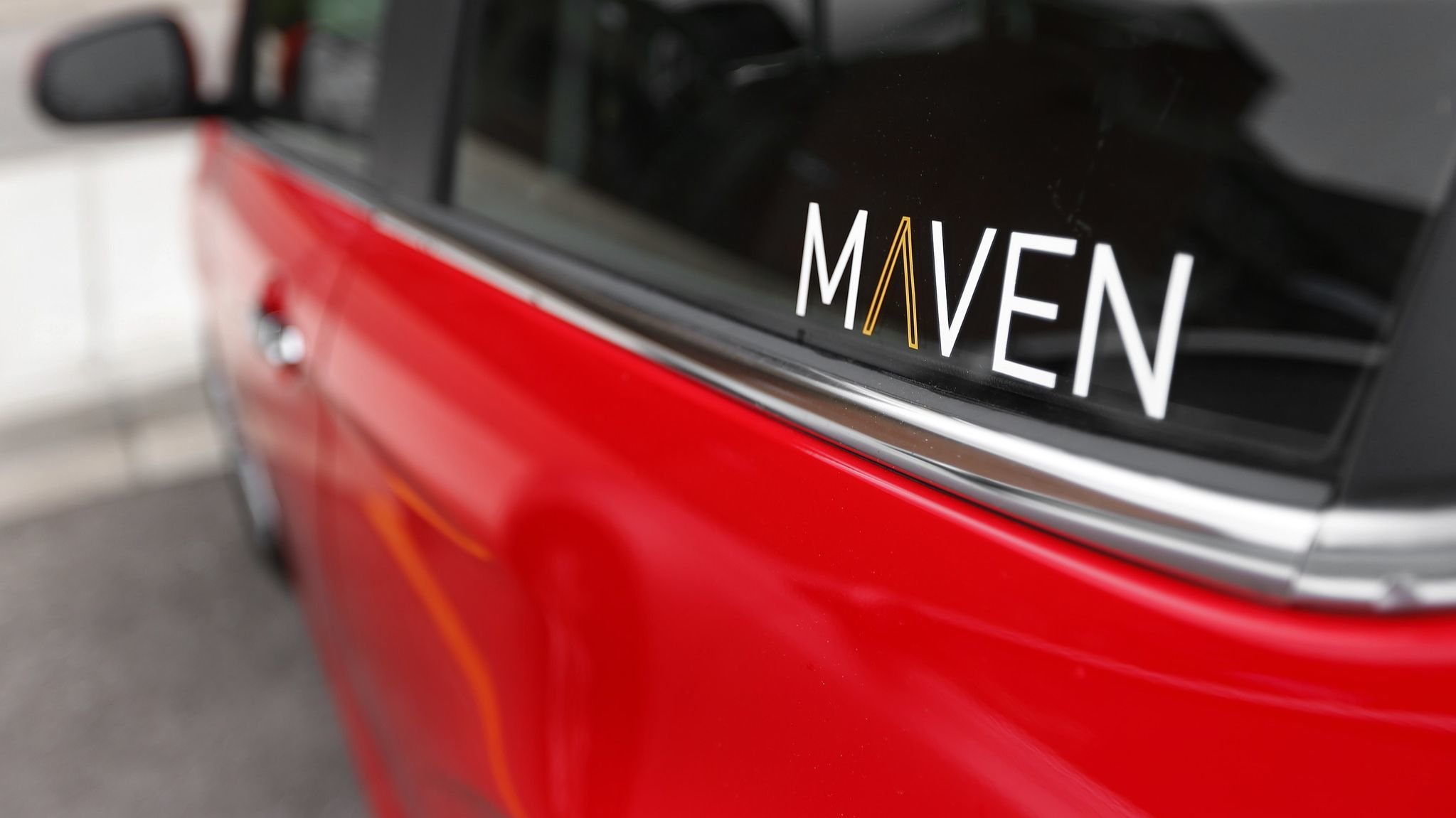 Maven car sharing will shut down in Baltimore
