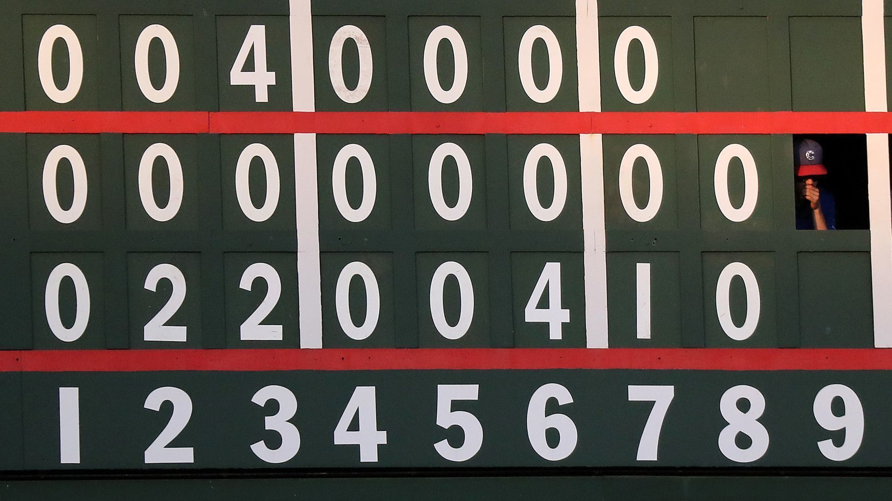 Monday's scoreboard malfunction at Wrigley Field was a reminder — despite the well-received renovation — of what we love about the park