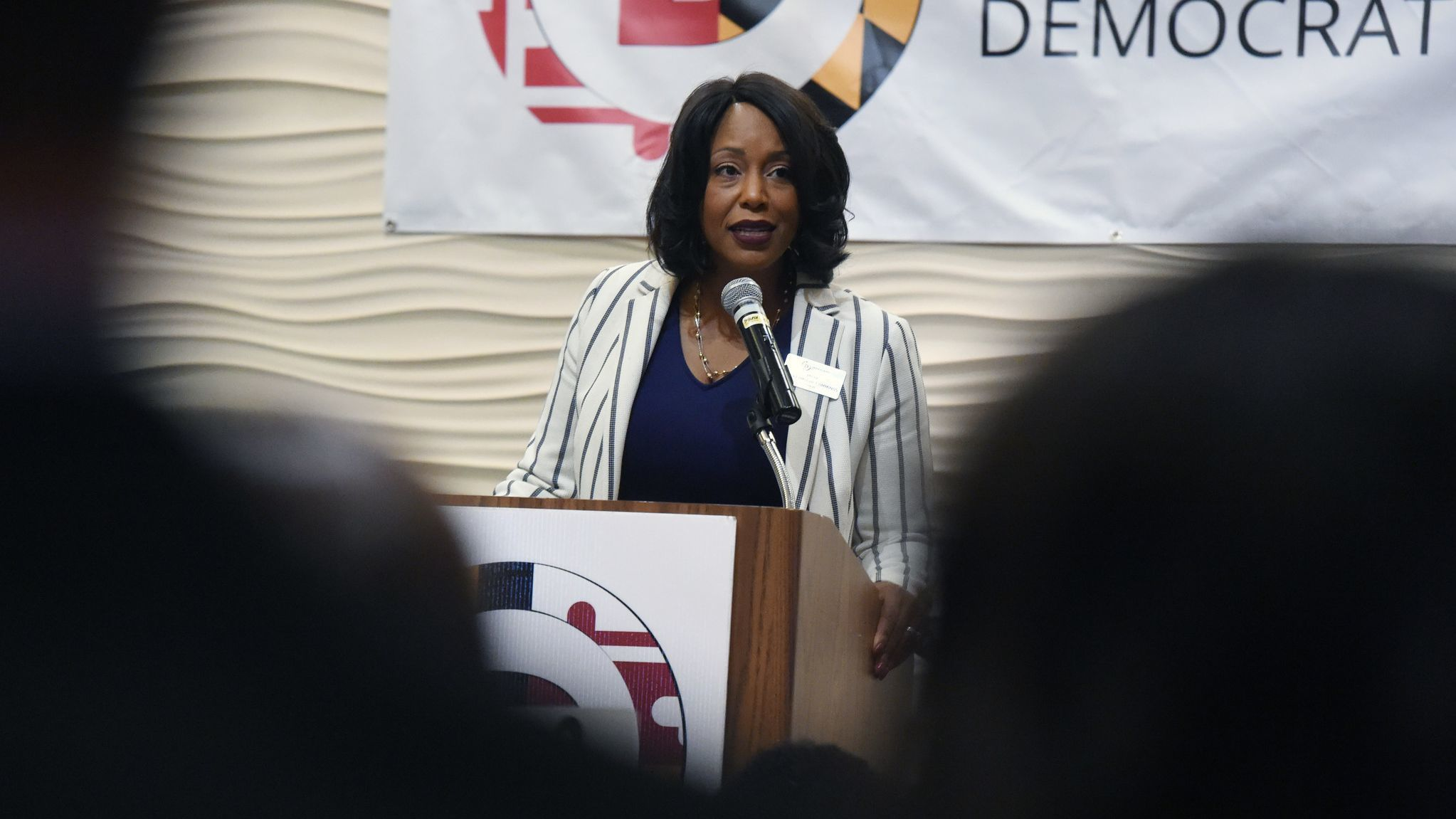 Conservative group accuses Rockeymoore Cummings of IRS violations; she says complaint is full of 'lies'