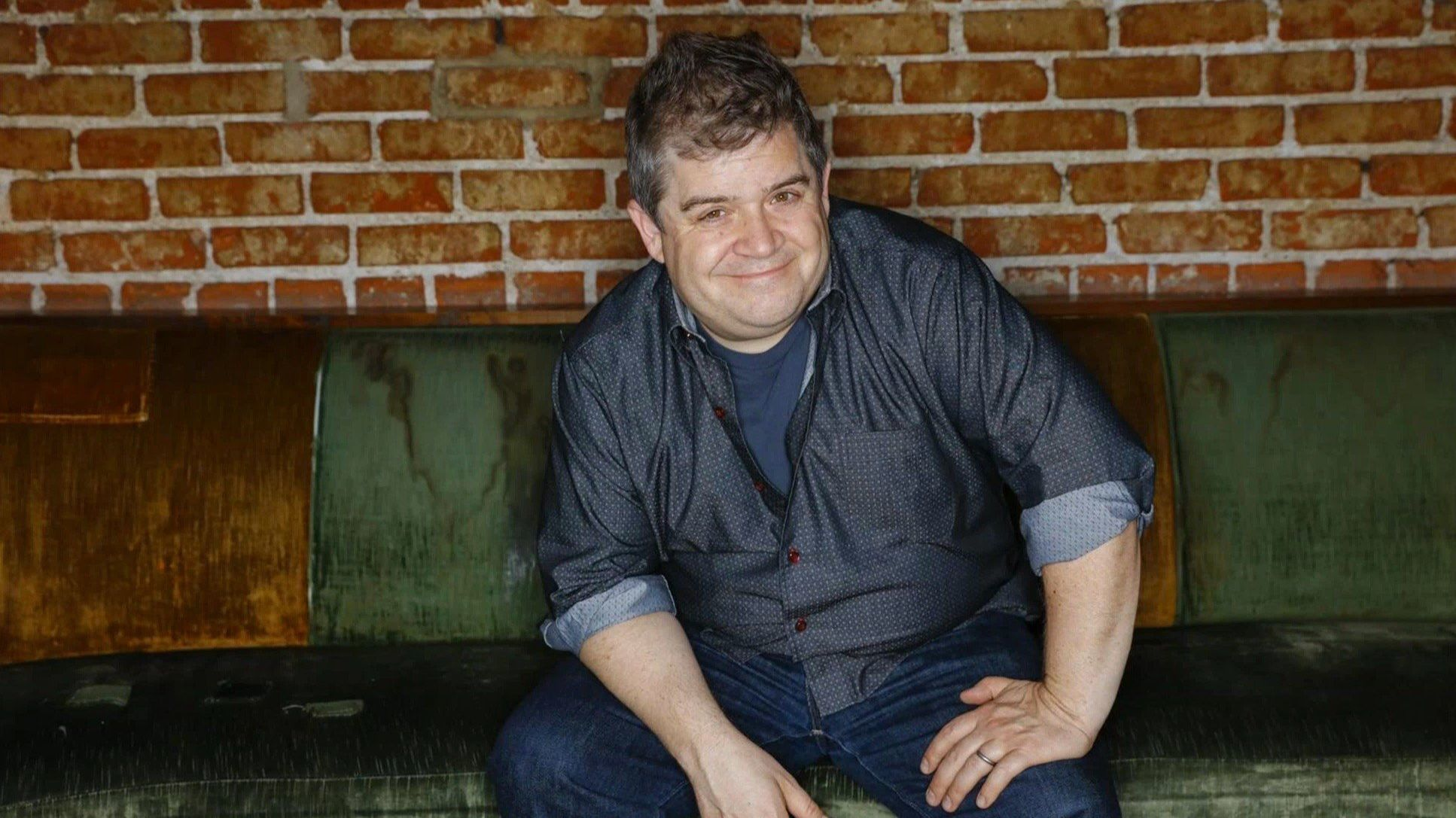 Comedian Patton Oswalt is coming to the Den, tickets on sale now