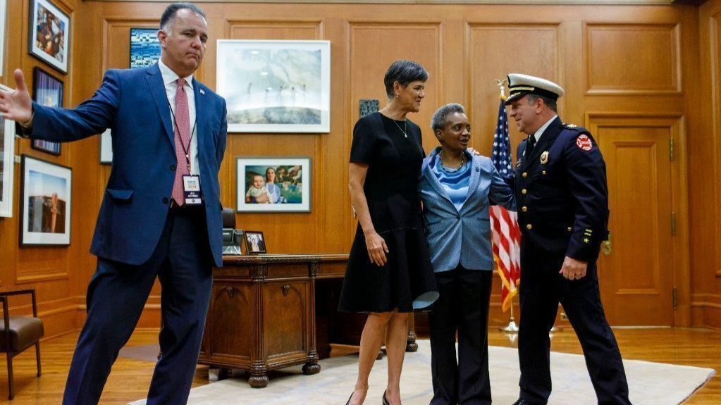 Chicago Mayor Lori Lightfoot hires private security operator married to lobbyist to run her security detail